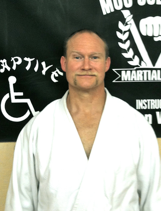 Master Alan Williams, 5th Degree Black Belt