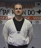 Mr. Andy Buerck, 2nd Degree Black Belt