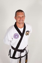 Mr. Mike Reitzel, 2nd Degree Black Belt