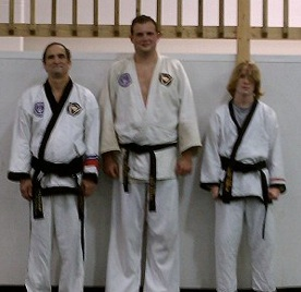 Master Doug Johnson, 6th Dan Black Belt